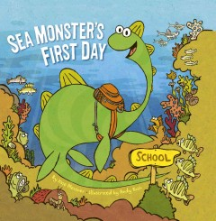 Sea monster's first day cover image