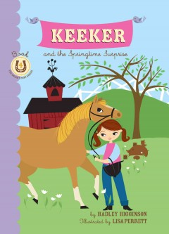 Keeker and the springtime surprise cover image