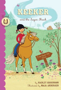 Keeker and the Sugar Shack cover image