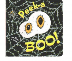 Peek-a boo! cover image