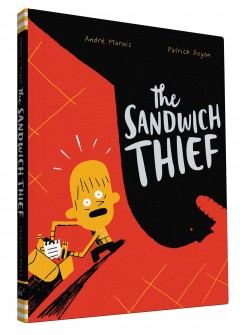 The sandwich thief cover image
