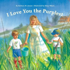 I love you the purplest cover image
