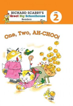 One, two, ah-choo! cover image