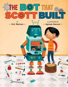 The bot that Scott built cover image