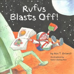 Rufus blasts off! cover image