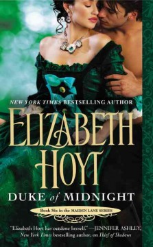 Duke of midnight cover image
