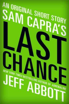 Sam Capra's last chance cover image