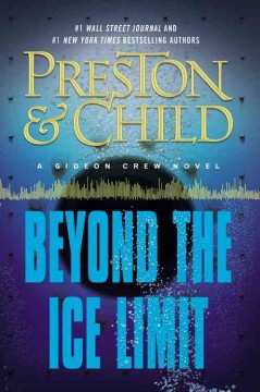 Beyond the ice limit : a Gideon Crew novel cover image