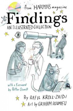 Findings : an illustrated collection from Harper's magazine cover image