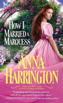 How I married a marquess cover image