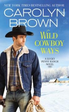 Wild cowboy ways cover image
