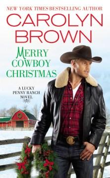 Merry cowboy Christmas cover image