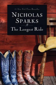 The longest ride cover image