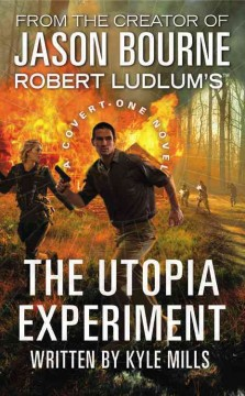 Robert Ludlum's the Utopia experiment cover image