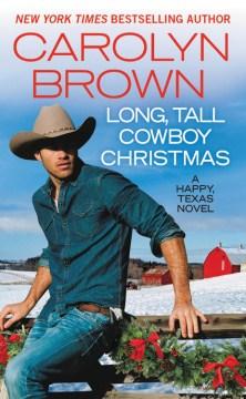 Long, tall cowboy Christmas cover image