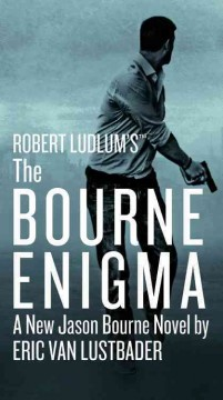 Robert Ludlum's The Bourne enigma cover image