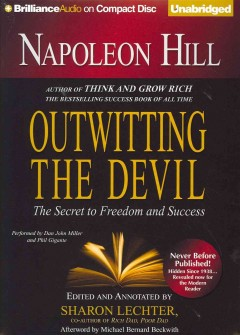 Outwitting the devil the secret to freedom and success cover image