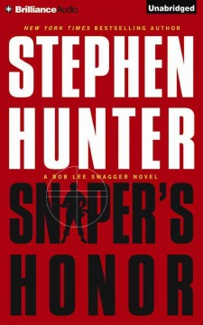Sniper's honor cover image