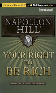 Your right to be rich cover image