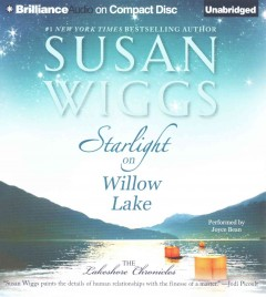 Starlight on Willow Lake cover image