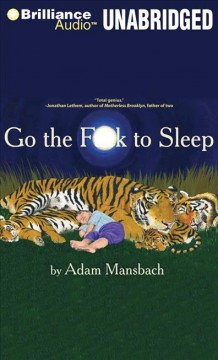 Go the Fuck to sleep cover image