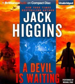 A devil is waiting cover image