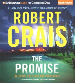 The promise an Evis Cole and Joe Pike novel cover image