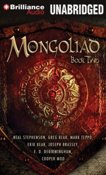 The mongoliad. Book two cover image