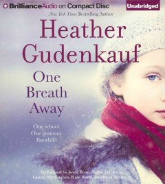 One breath away cover image