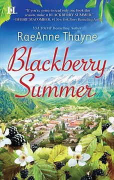 Blackberry summer cover image