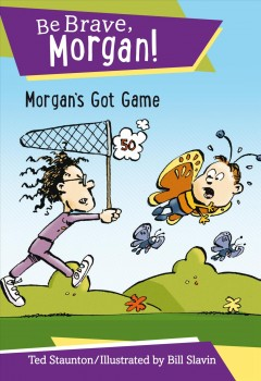 Morgan's got game cover image