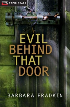 Evil behind that door cover image