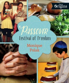 Passover : festival of freedom cover image