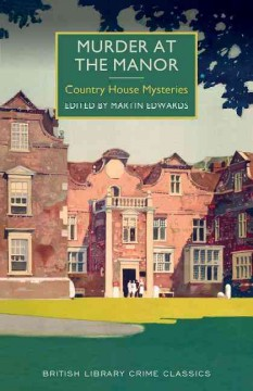 Murder at the manor : country house mysteries cover image