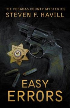 Easy errors : a Posadas County mystery cover image