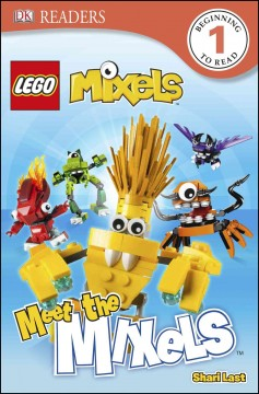 Meet the mixels cover image