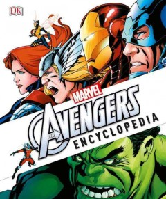 The Avengers encyclopedia cover image