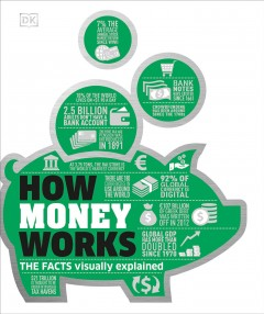 How money works : the facts visually explained cover image