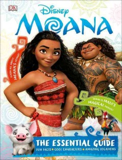 Moana : the essential guide cover image
