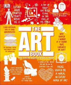 The art book cover image