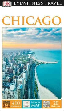 Eyewitness travel. Chicago cover image
