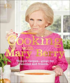 Cooking with Mary Berry cover image