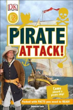 Pirate attack! cover image