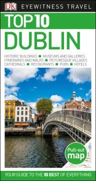 Eyewitness travel. Top 10 Dublin cover image