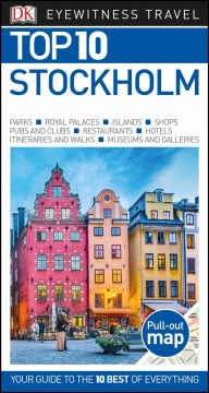 Eyewitness travel. Top 10 Stockholm cover image