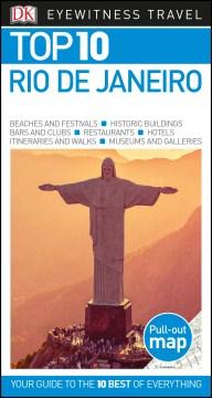 Eyewitness travel. Top 10 Rio de Janeiro cover image