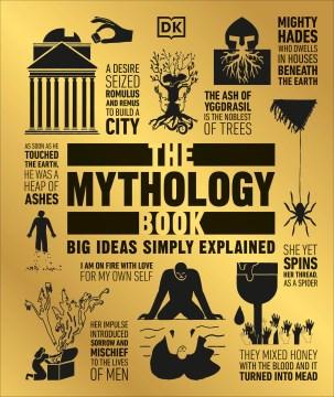 The mythology book cover image