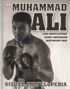 Muhammad Ali visual encyclopedia cover image