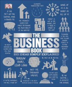 The business book cover image