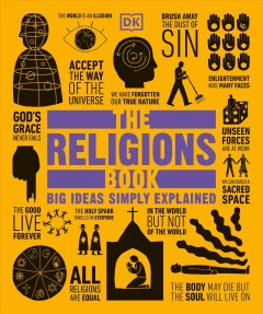 The religions book cover image